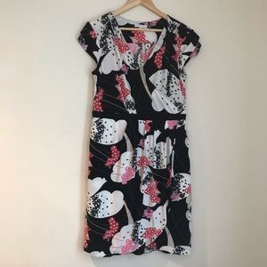New York & Company Flower Dress